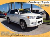 2010 TOYOTA 4Runner SUV 4WD 4dr V6 Limited Our Location