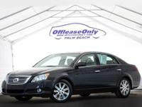 FULLY LOADED ONE OWNER AVALON LIMITED THOUSANDS BELOW