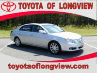This 2010 Toyota Avalon was Garage kept since new, very