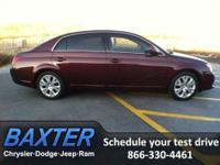 2010 Toyota Avalon 4dr Car XLS Our Location is: Baxter