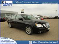 Exterior Color: black, Body: Sedan, Engine: 3.5L V6 24V