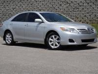You are looking at a 2010 Used Toyota Camry for sale in