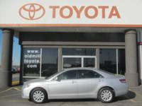 TOYOTA CERTIFIED CAMRY XLE, BOUGHT NEW AND SERVICED