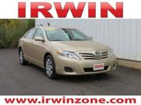 Toyota Certified! Clean Carfax! The Irwin Toyota