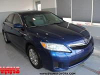 CARFAX One-Owner. Clean CARFAX. 2010 Toyota Camry