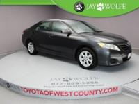 Just Reduced! 2010 Toyota Camry LE in Classic Silver