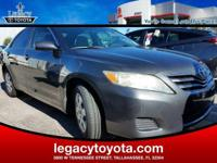 Clean CARFAX. Camry LE, 4D Sedan, 2.5L I4 SMPI DOHC,