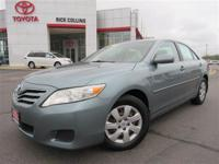 This 2010 Toyota Camry comes equipped with power