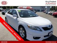 Look at this 2010 Toyota Camry . Its transmission and