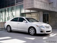 Clean CARFAX. Gray 2010 Toyota Camry LE FWD 6-Speed