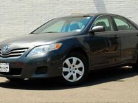 This 2010 Toyota Camry 4dr 4dr Sdn I4 Auto LE Sedan