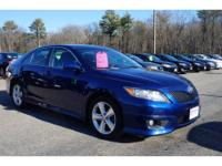 Say hello to your new vehicle, this blue 2010 Toyota