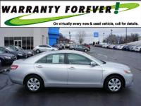 2010 Toyota Camry Sedan LE Our Location is: Roper Honda