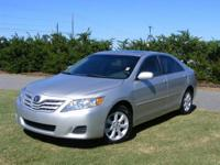 This 2010 Toyota Camry LE is offered exclusively by