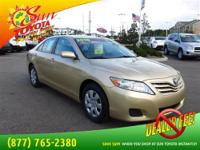 Toyota CERTIFIED*** This quality LE is the
