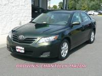 Come test drive this 2010 Toyota Camry! Worthy