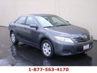 New Arrival! THIS CAMRY IS TOYOTA CERTIFIED! CARFAX ONE