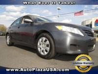 NEW ARRIVAL! PRICED BELOW MARKET! THIS CAMRY WILL SELL
