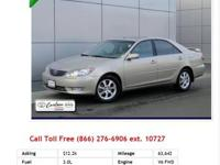 2010 Toyota Camry XLE Classic Silver Metallic I4 2.5L