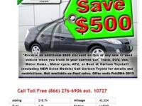 2010 Toyota Camry XLE Magnetic Gray Metallic I4 2.5L