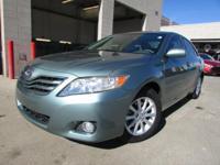 Options:  2010 Toyota Camry Xle V6|Xle V6 4Dr Sedan