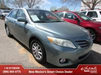 Options:  2010 Toyota Camry|Xle 4Dr Sedan 6A|Thank You