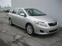 2010 Toyota Corolla 4D Sedan LE Our Location is: Andy