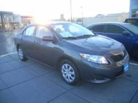 2010 Toyota Corolla 4dr Sedan Our Location is: Lithia