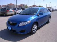 2010 Toyota Corolla 4dr Sedan LE LE Our Location is: