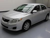 This awesome 2010 Toyota Corolla comes loaded with the