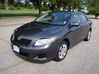 2010 Toyota Corolla LE (A4) Our Location is: Herb