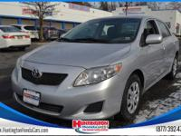 Recent Arrival! 2010 Toyota Corolla Gray FWD   Awards: