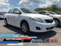 PREMIUM & KEY FEATURES ON THIS 2010 Toyota Corolla