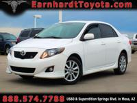 We are delighted to offer you this 1-OWNER 2010 TOYOTA