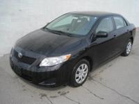 This outstanding example of a 2010 Toyota Corolla LE is