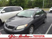 Options:  2010 Toyota Corolla Le. Your Buying Risks Are