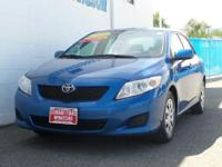 Options:  2010 Toyota Corolla 4Dr Sdn Mt|Cruise