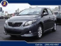 -CARFAX ONE OWNER- -Low Miles!- This 2010 Toyota