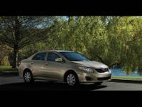 2010 TOYOTA Corolla Sedan 4dr Sdn Auto LE Our Location