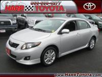 2010 TOYOTA COROLLA If a picture is worth a thousand