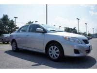Check out this 2010 Toyota Corolla. This one's a deal