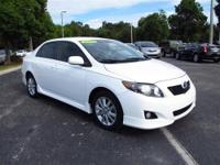 2010 TOYOTA Corolla Sedan Our Location is: