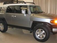 2010 Toyota FJ Crusier 4x4 with only 45K miles. I'm