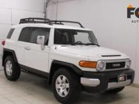 Looking for a clean, well-cared for 2010 Toyota FJ