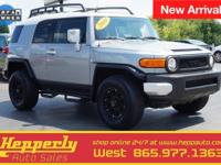 Clean CARFAX. CARFAX One-Owner. This 2010 Toyota FJ