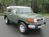 PRICED TO MOVE $800 below Kelley Blue Book! FJ Cruiser