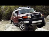 BMW of Mobile presents this 2010 TOYOTA FJ CRUISER 4WD