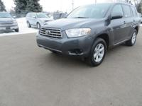 This 2010 Toyota Highlander is a midsize