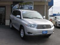 2010 Toyota Highlander Base For Sale.Features:Four
