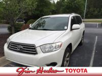 Options:  2010 Toyota Highlander Base With 176|302